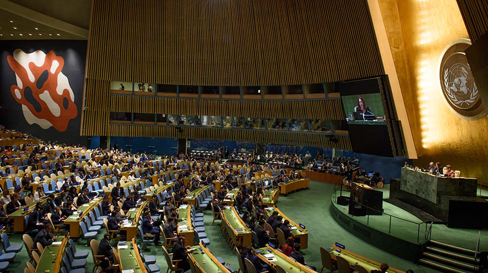 Four Scenarios On The Future Of The United Nations